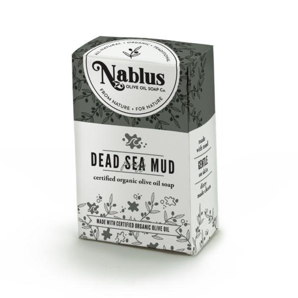 dead sea mud olive oil soap