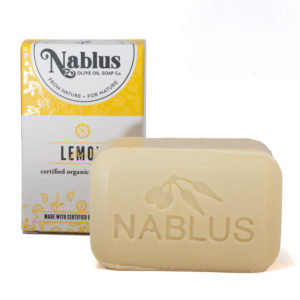 nablus lemon soap