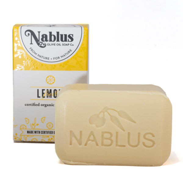 nablus lemon soap
