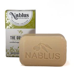 nablus original olive oil soap