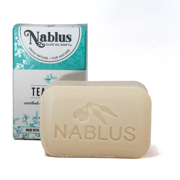 nablus tea tree soap