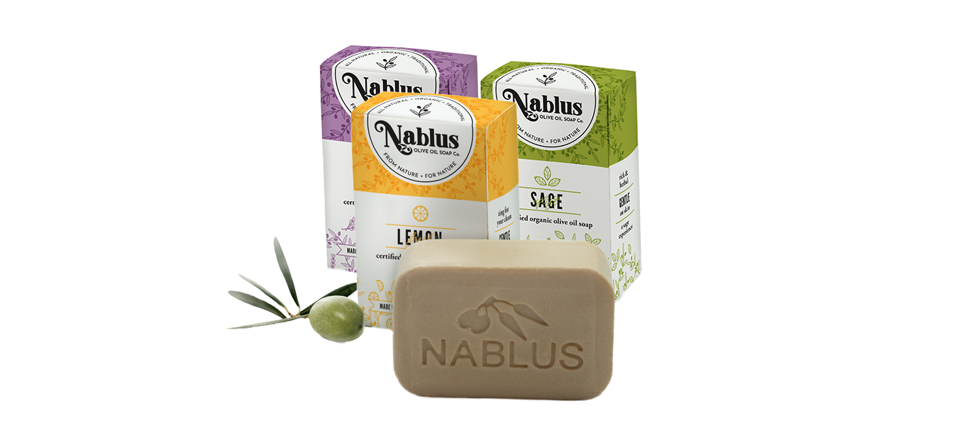 olive oil soaps 3-pack